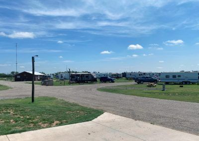 Tent camping sites in Plainview, TX
